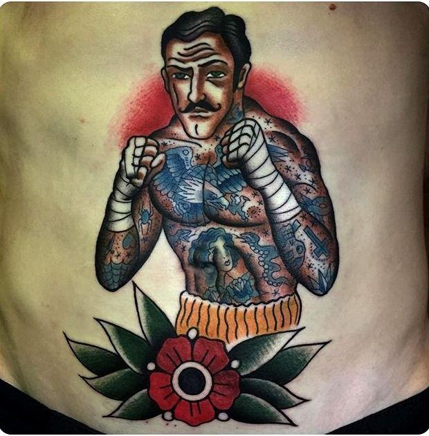tattoo old school